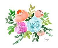 Floral II Fine Art Print