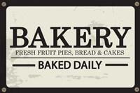 Bakery Fine Art Print
