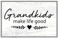 Grandkids Fine Art Print