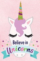 Believe in Unicorns Fine Art Print