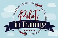 Pilot in Training Fine Art Print