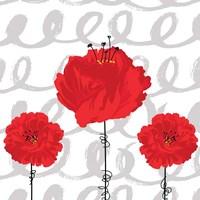Poppy II Fine Art Print