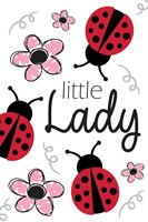 Little Lady Fine Art Print