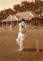 Vintage Baseball Fine Art Print