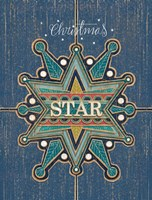 Christmas Star Fine Art Print