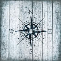Nautical Compass Fine Art Print