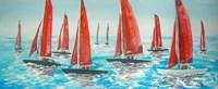 Sailing Yachts Fine Art Print