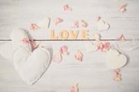 Still Life Hearts - Love Fine Art Print