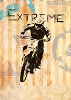 Motobike Fine Art Print