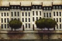 Paris on the Seine Fine Art Print