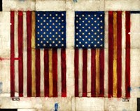 Flag Day Fine Art Print