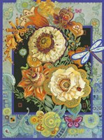Floral Fiesta Fine Art Print