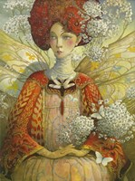 The Distracted Fairy Fine Art Print