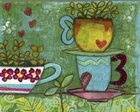 The Joy Of Coffee Fine Art Print