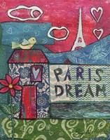 Paris Dream Fine Art Print
