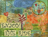 Enjoy the Ride Fine Art Print