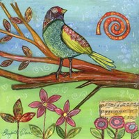 Birdie A Life Well Lived Fine Art Print