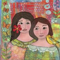 Soul Sisters Fine Art Print
