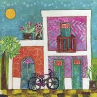 De Colores Y Aventuras Mi Viejo Sj Fine Art Print