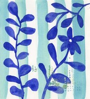 Talavera Blu Fine Art Print