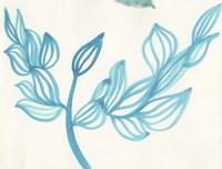 Blooming - blue Fine Art Print