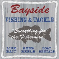 Bayside Fine Art Print