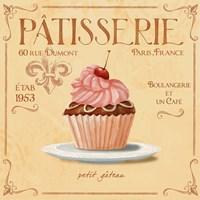 Patisserie 10 Fine Art Print