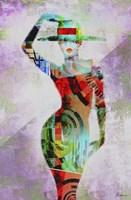 Woman Fine Art Print