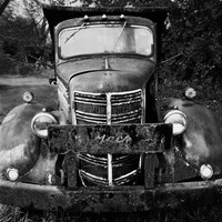 Old Mack Fine Art Print