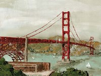 Golden Gate Bridge Fine Art Print