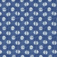 Blue Shibori II Fine Art Print
