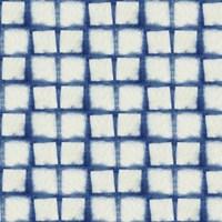 Blue Shibori IV Fine Art Print