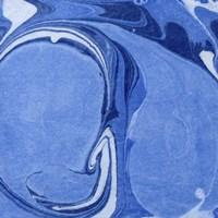 Blue Marble Quad III Fine Art Print
