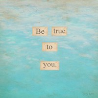 Embrace Your True Self Fine Art Print