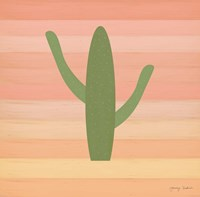 Cactus Desert III Fine Art Print