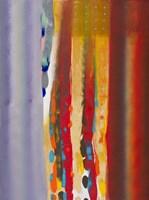 Color Storm Silhouette Fine Art Print
