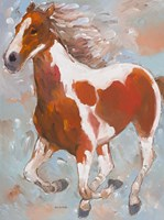 Painted Horse Fine Art Print