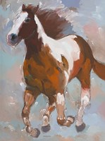 Painted Horse #2 Fine Art Print