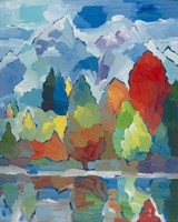 Teton Tribute Fine Art Print