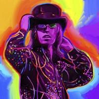 Pop Art Tom Petty Fine Art Print