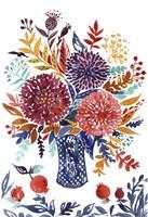 Autumn Florals 2 Fine Art Print