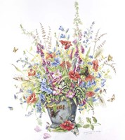 Bouquet For June Fine Art Print