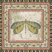 Bohemian Dragonfly Fine Art Print