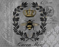 Queen Bee-B Fine Art Print