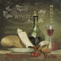 Winery Fine Art Print