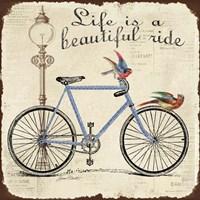 Life is a Beautiful Ride Fine Art Print