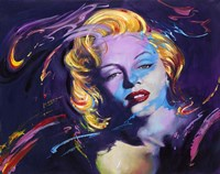 Dreaming Of Marilyn Fine Art Print