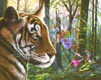 Fearless Fairies Fine Art Print