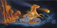 Ride The Fury Fine Art Print