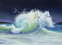 The Restless Seas Fine Art Print